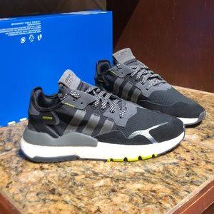 Adidas Nite Jogger Black Brand New